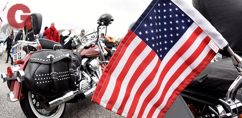 מדהים ראש בראש: חברת האופנועים הארלי דייווידסון נגד טראמפ - גלובס TW-25