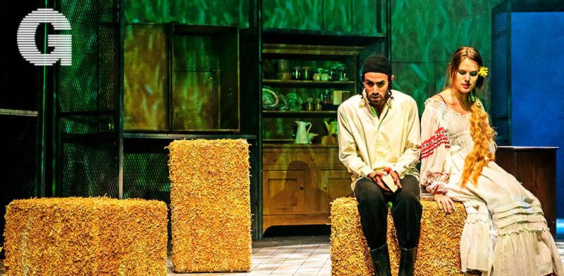 """מתוך ההצגה """"התקווה"""" / צילום: ז'ארר אלון"""