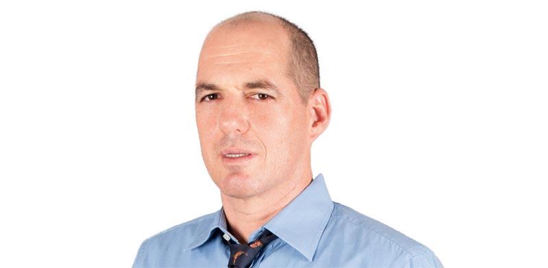 """איל גרינבאום, מנכ""""ל אפסילון חיתום / צילום: מישל טיבולי"""