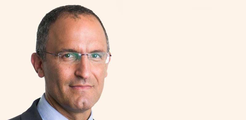 """אורן הוד, מנכ""""ל אפריקה ישראל מגורים / צילום: כרמל שירן"""