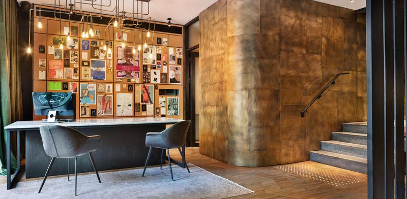 מלון פאבריק / צילום: אסף פינצ'וק