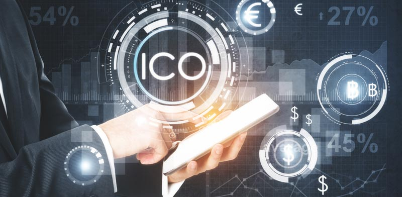 גיוסי ICO - הנפקות ראשוניות של מטבעות דיגיטליים / צילום: shutterstock