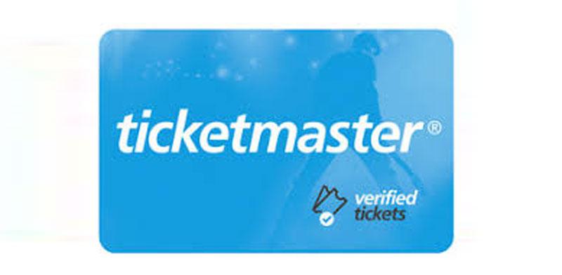 Ticketmaster  / צילום מסך