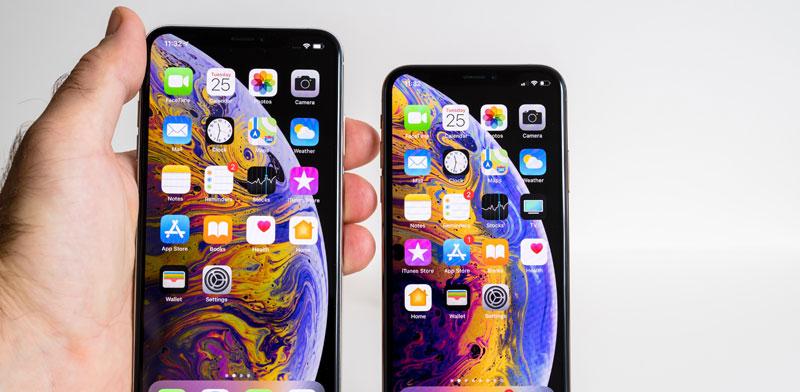 אייפון XS  ו־XS Max / צילום:  Shutterstock/ א.ס.א.פ קרייטיב