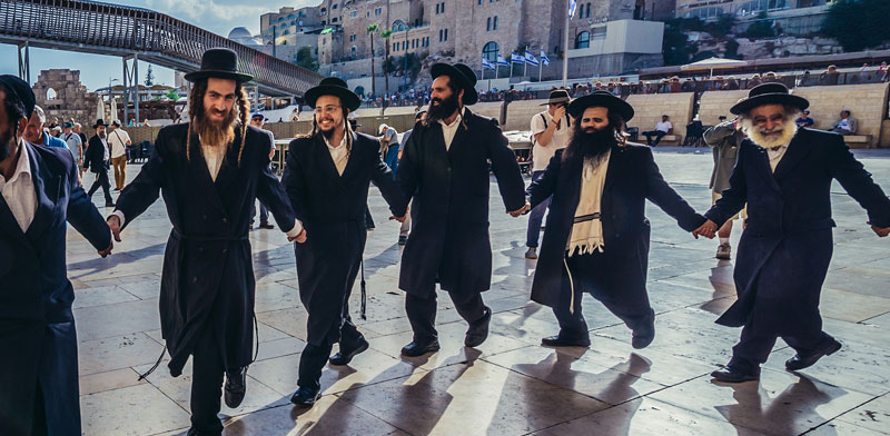 Haredim Photo: Shutterstock