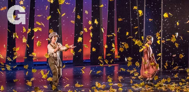"""""""רוח התיאטרון"""" / צילום: וקטוריה שוב"""