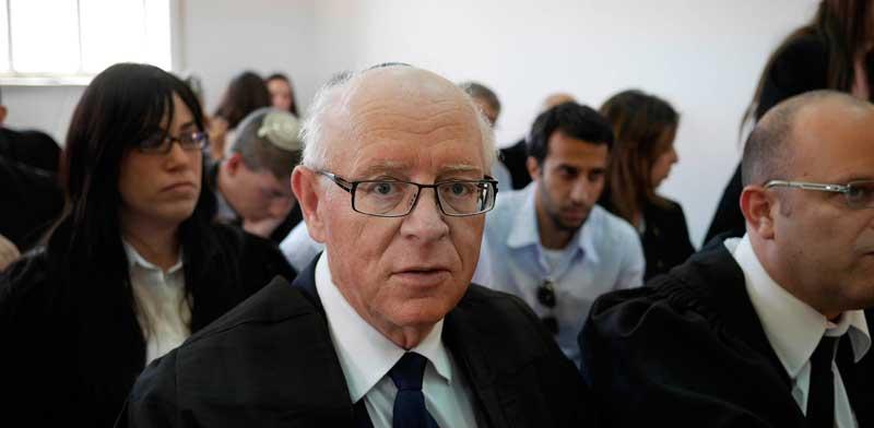 עורך דין ליפא מאיר/ צילום: אוריה תדמור