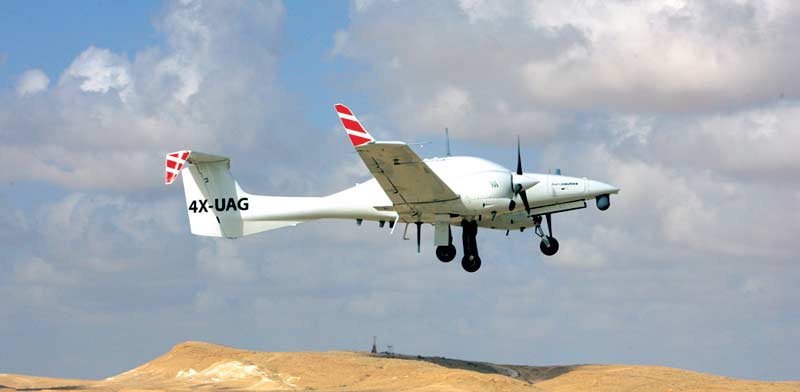 Aeronautics UAV Photo: PR
