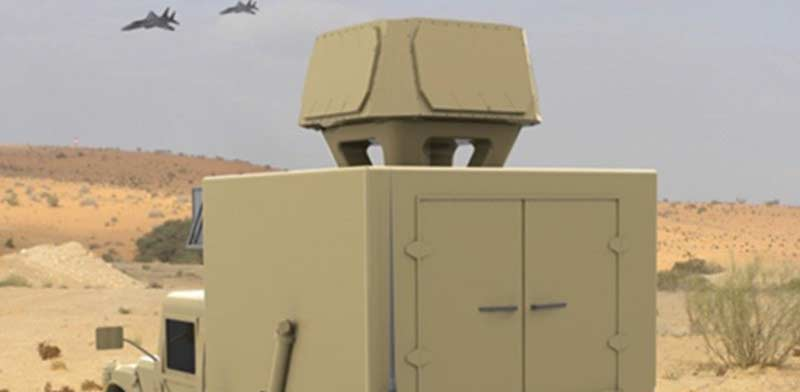 Tactical radar Photo: PR