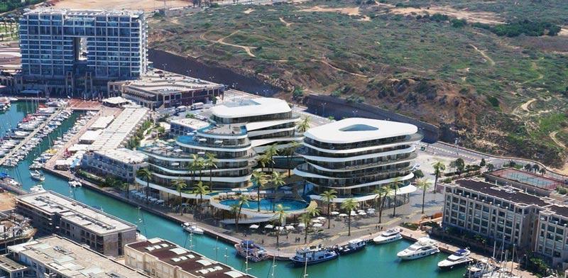 מלון מרינה הרצליה /צילום: view point