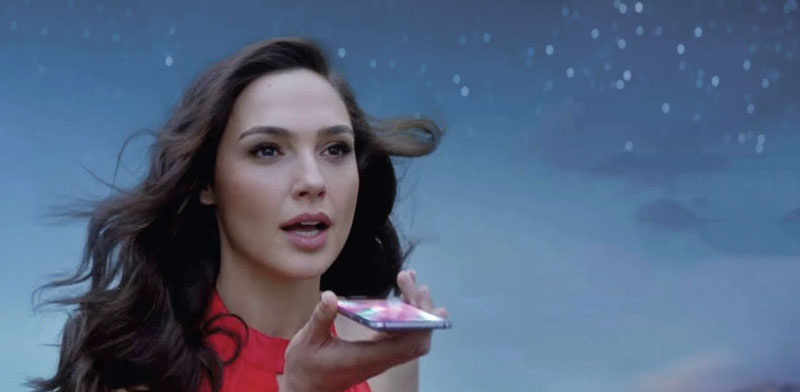Gal Gadot Photo: YouTube