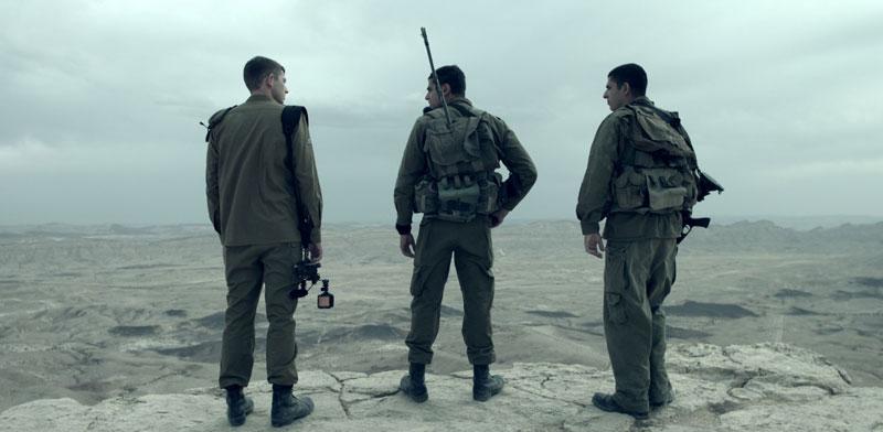"""מתוך """"מקוללים"""" /  צילום: רם שוויקי - באדיבות סרטי יונייטד קינג ו–UCM"""