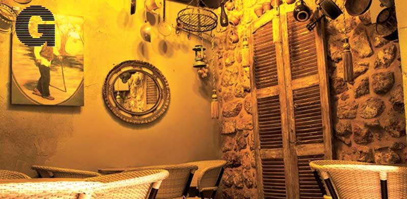 מסעדת מעדלה בעכו / צילום: אפיק גבאי