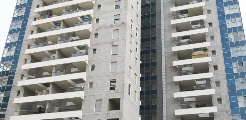 הפרוייקט ברחוב ערבי נחל / צילום: איל יצהר