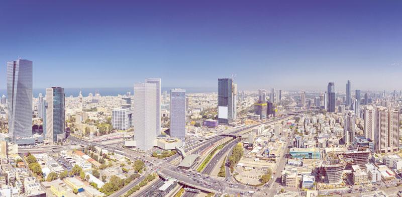 תל-אביב / צילום shutterstock