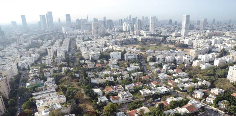 Tel Aviv Photo: Eyal Izhar