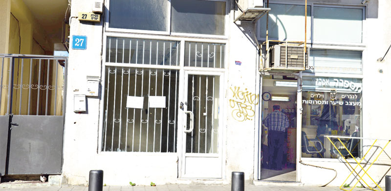 חנויות בתל אביב  / צילום: תמר מצפי