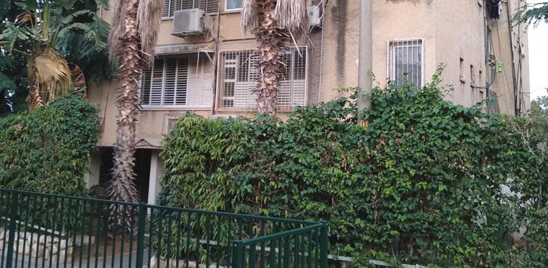 רחוב אלמגור בשכונת נווה שרת בתל אביב, /צילום: יחצ