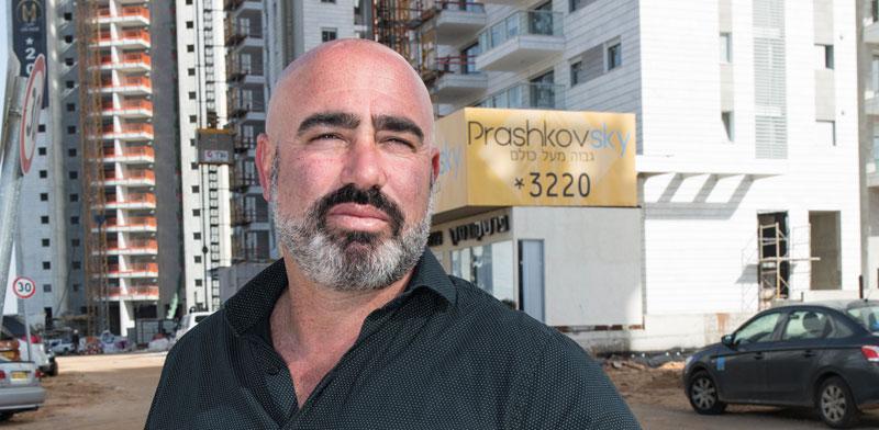 """חיים קראדי, מנכ""""ל חברת פרשקובסקי / צילום: חיים ורסנו"""