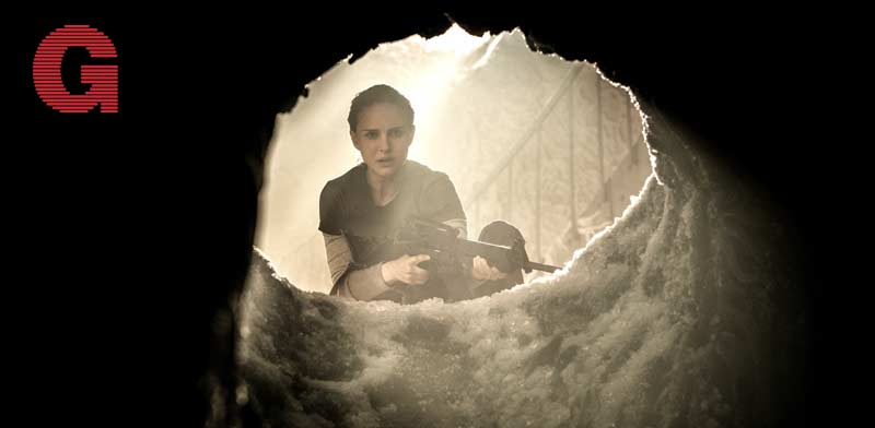 """נטלי פורטמן ב""""העולם שאחרי: הכחדה"""" / צילום: נטפליקס פרמונט - Peter Mountain"""