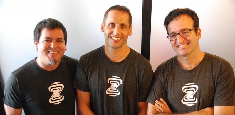 Zebra Vision founders Photo: PR