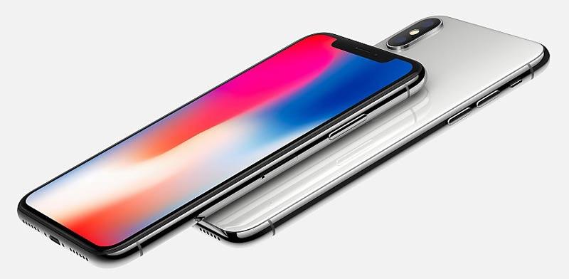 אייפון X / צילום: אפל