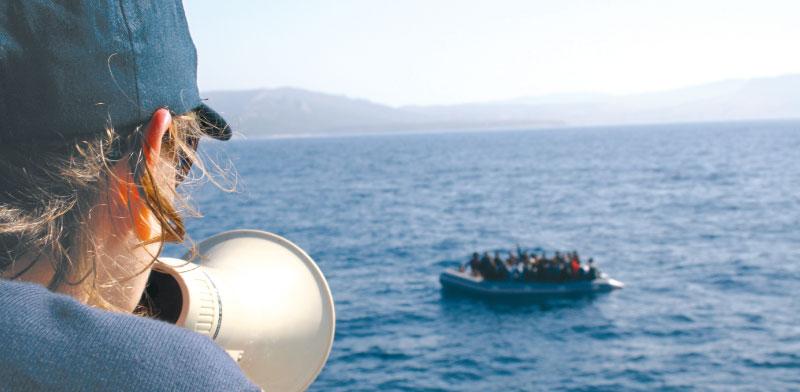 משבר הפליטים / צילום: אסף אוני