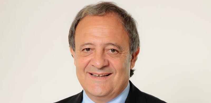 """ראובן אבלגון, מייסד ויו""""ר חברת החיתום רוסאריו קפיטל / צילום: גיא גלעד"""