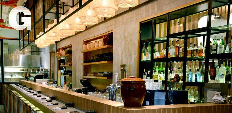 מסעדת שיראטויה / צילום: איל יצהר