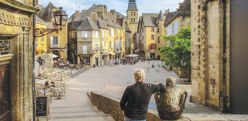 הכפר Beynac et Cazenac / צילום: : Shutterstock א.ס.א.פ קריאייטיב