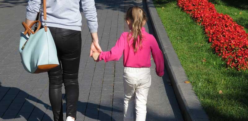 אי אפשר לדבר על משפחות חד-הוריות מחוץ להקשר המגדרי / צילום: Shutterstock/ א.ס.א.פ קרייטיב