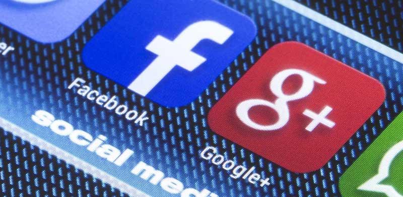 ענקיות האינטרנט גוגל ופייסבוק / צילום:Shutterstock  א.ס.א.פ קרייטיב