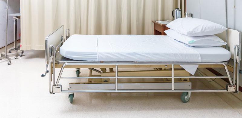 מיטת בית חולים / צילום: צילום:  Shutterstock / א.ס.א.פ קריאייטיב