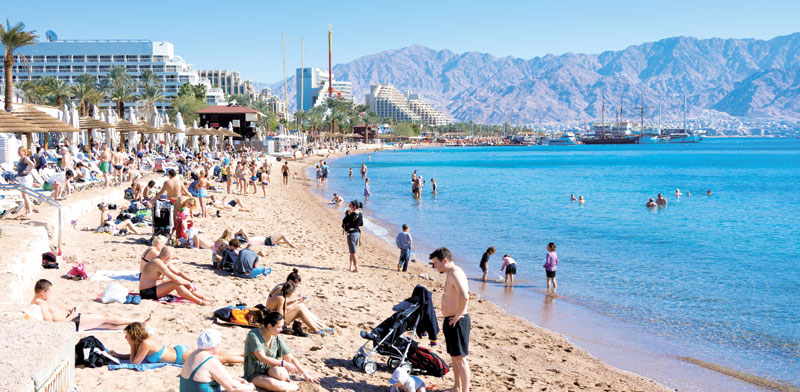 Eilat Photo: ASAP Shutterstock