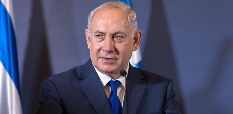 Benjamin Netanyahu Photo: Shutterstock