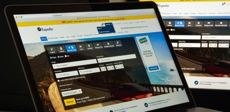 אתר התיירות של אקספדיה / צילום:  Shutterstock/ א.ס.א.פ קרייטיב
