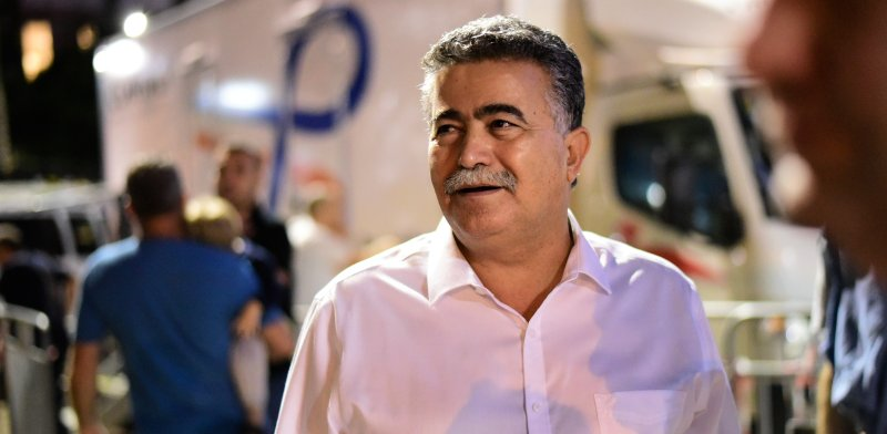 Amir Peretz Photo: Shutterstock ASAP Creative