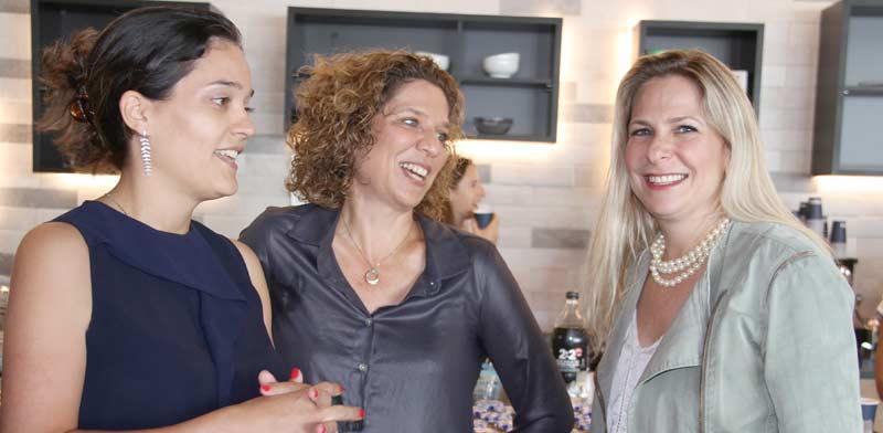 סיון שמרי-דהן, מרב וינרב ואירית קאהן / צילום: רונה עמית