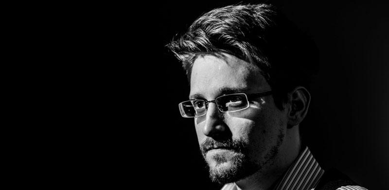 Edward Snowden Photo: PR