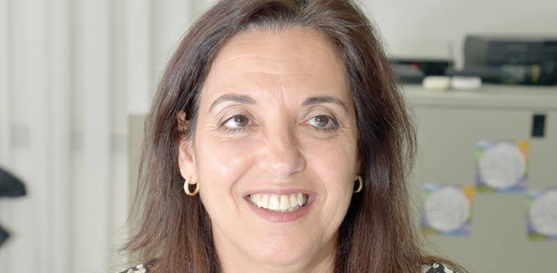 """חני סובול, מנכ""""לית התאחדות משרדי הנסיעות בישראל / צילום: תמר מצפי"""