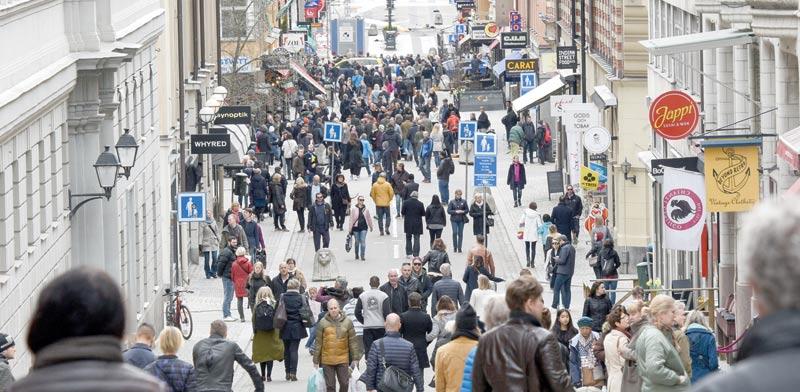 מרכז שטוקהולם / צילום: רויטרס, Stringer
