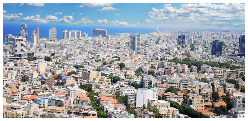 Tel Aviv Photo: ASAP Shutterstock