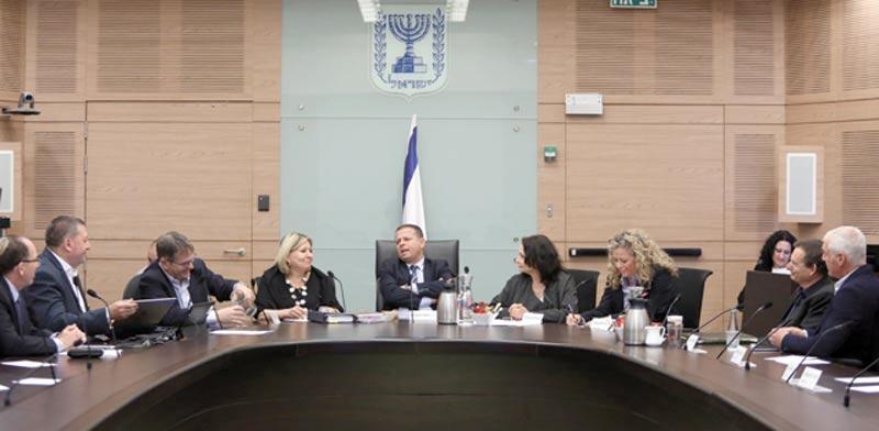 ועדת החקירה הפרלמנטרית / צילום: דוברות הכנסת, נועם רבקין פנטון