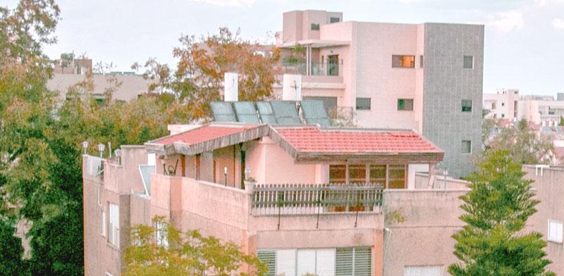 בניין ברחוב לייב יפה, הרצליה / צילום: כדיה לוי