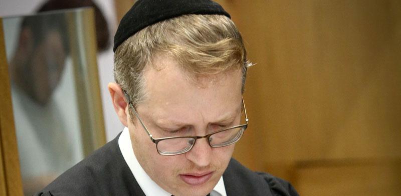 """עו""""ד יחיאל וינרוט / צילום: שלומי יוסף"""
