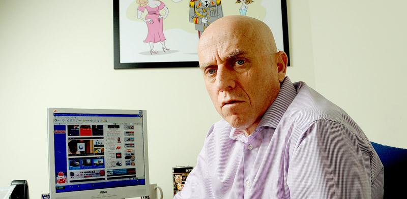 """יוסי ורשבסקי, מנכ""""ל רשת 13 / צילום: איל יצהר"""