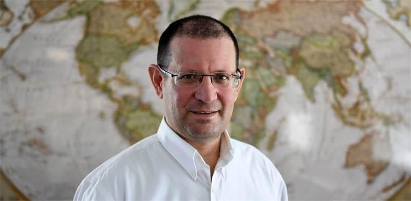 """יאיר קולס, ראש האגף ליצוא ביטחוני שבמשרד הביטחון / צילום: אריאל חרמוני, משרד הביטחון, יח""""צ"""
