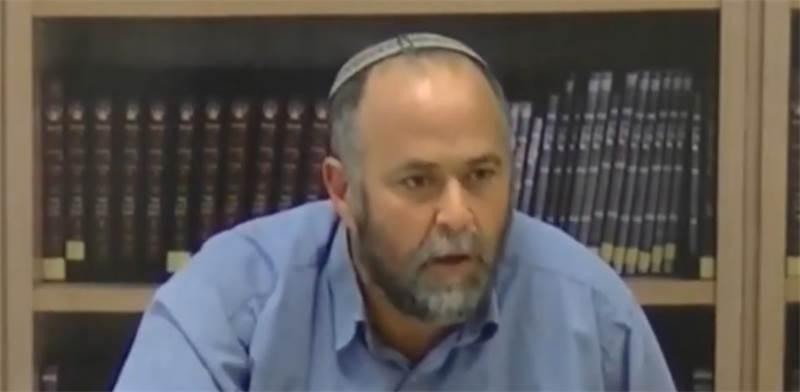 הרב אסף נאומברג / צילום: מתוך יוטיוב