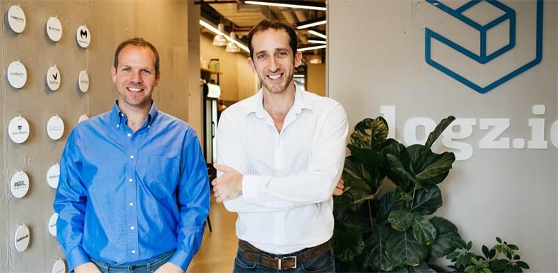 מייסדי Logz.io תומר לוי ואסף יגאל / צילום: פביאנה קוצ'ובי