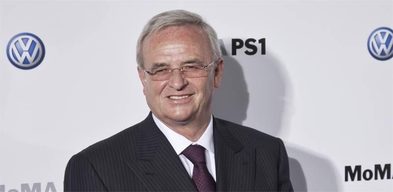 """מרטין וינטרקורן, מנכ""""ל פולקסווגן AG לשעבר / צילום: shutterstock"""